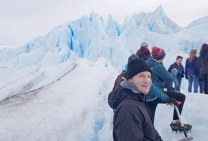 Upper school curricular travel to Argentina, Gaby Rubinson