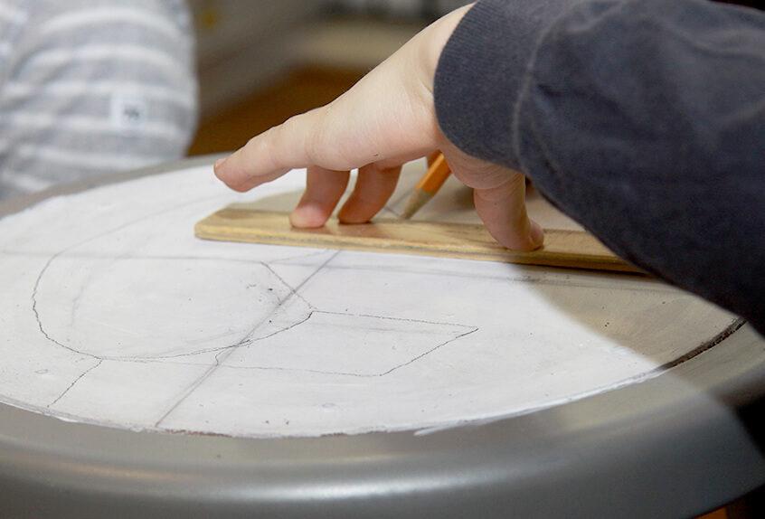 art stool project 2019-20