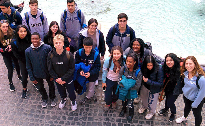 Poly Prep academic travel