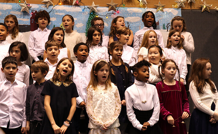Lower school performing arts