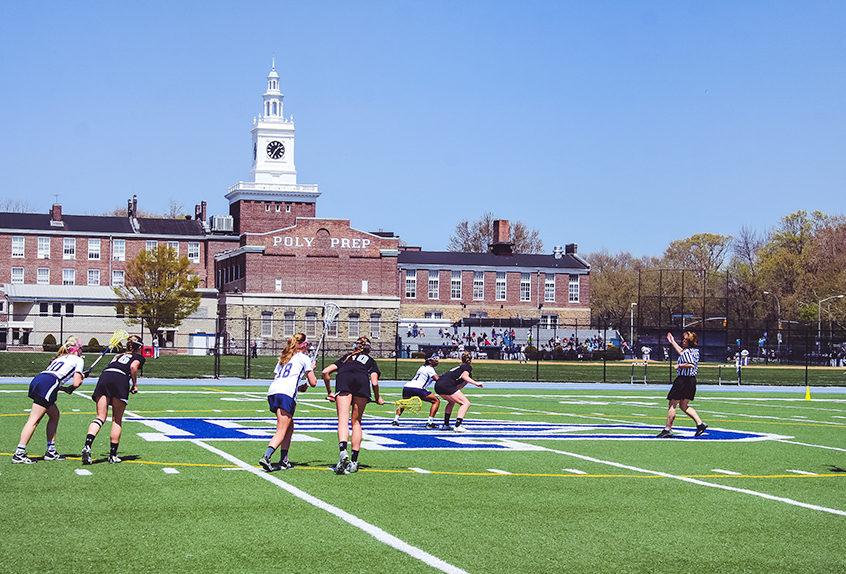 Lacrosse facilities