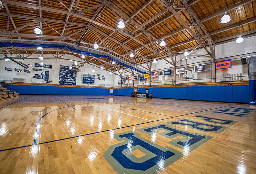 legacy gym court