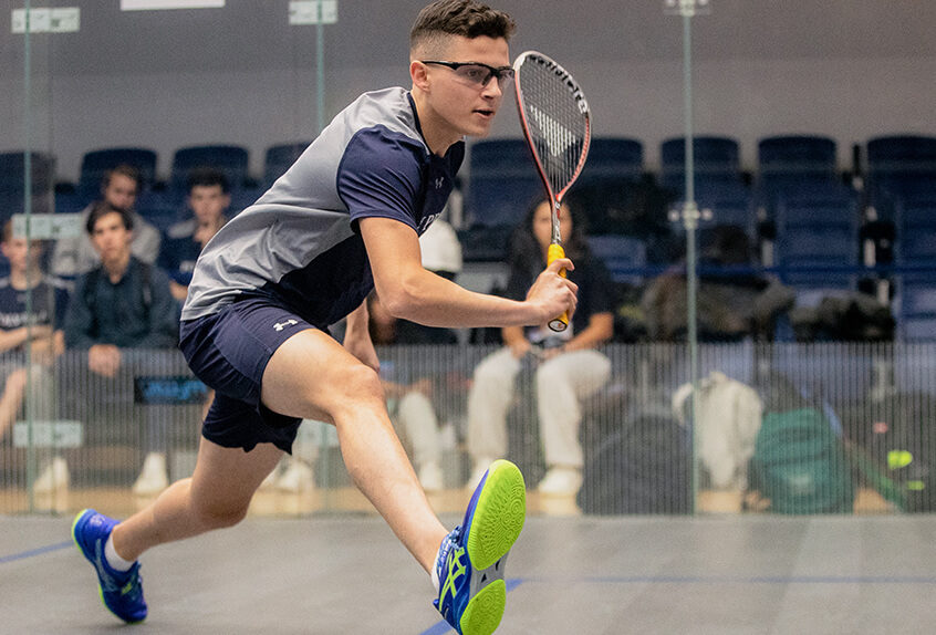 Poly Prep squash facilities