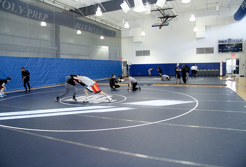 Poly Prep Wrestling Facilities