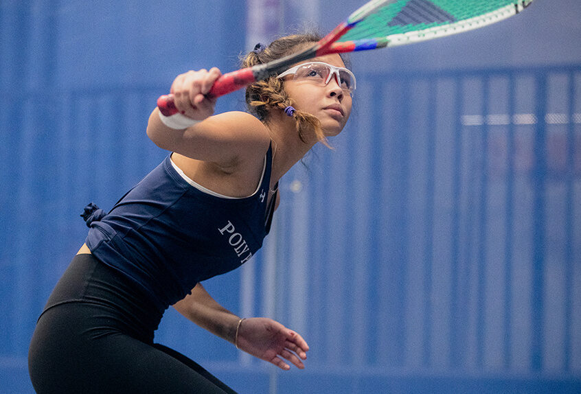 Poly Prep Girls Squash