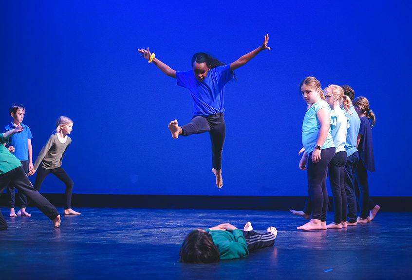Poly Prep Dance