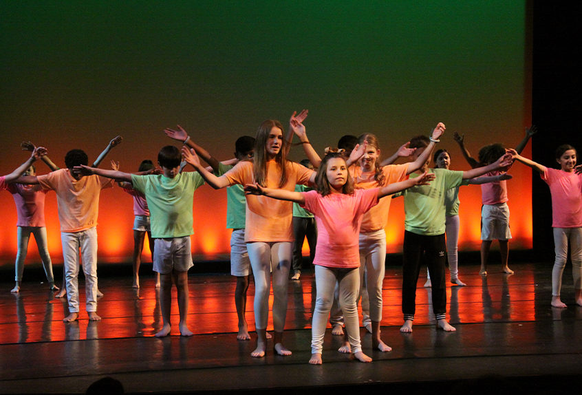 Poly Prep alumni dance