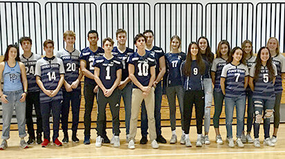 All league athletes 2019