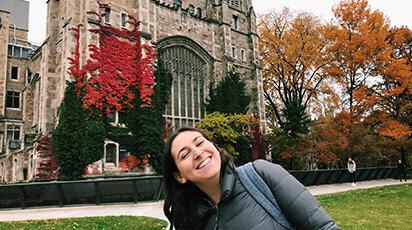 Liat Weinstein alumni image