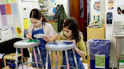 Arts stools project