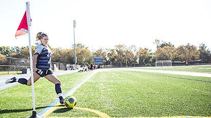 Sydney Urban All american soccer image