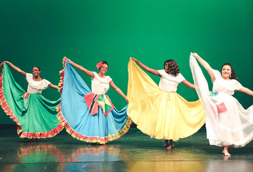 Upper school dance arts