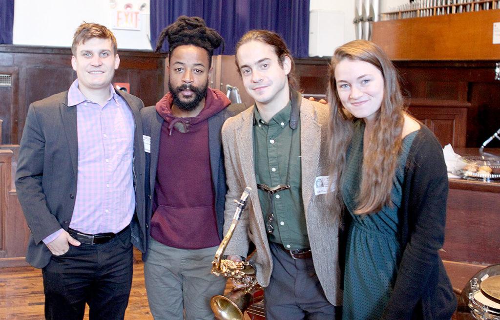 Jazz at Lincoln Center at Poly MS