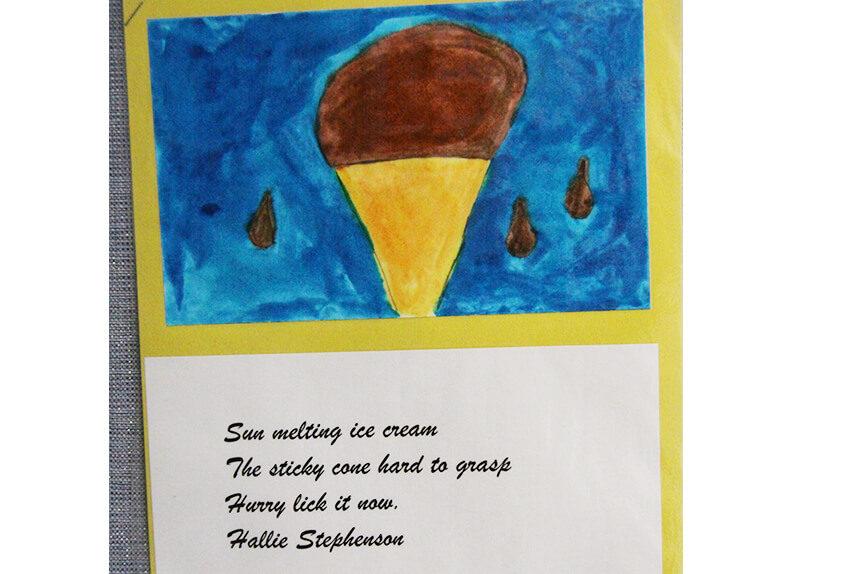 4th Grade poem 2012 Hallie Stephenson