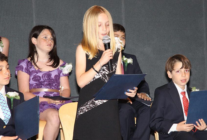 Lower School Grade 4 Graduation 2012