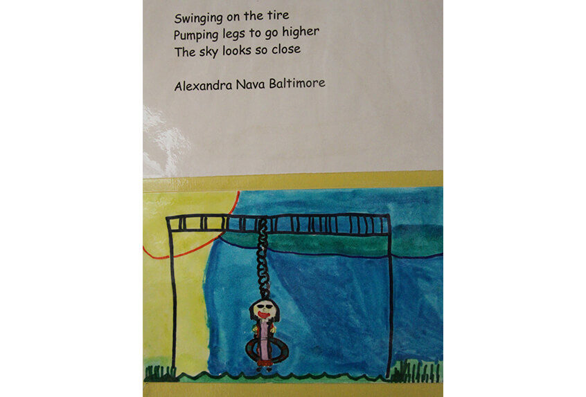 4th Grade poem 2012 Alexandra Nava-Baltimore