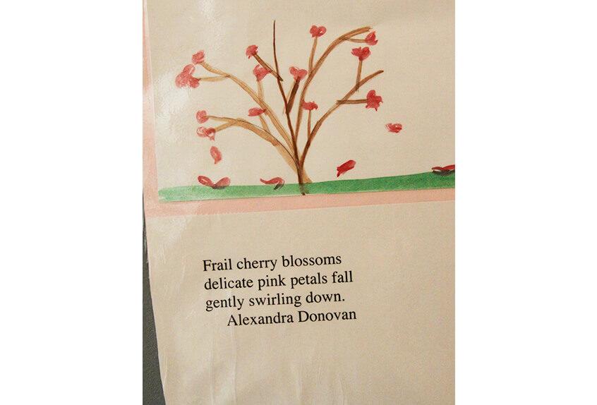 4th Grade poem 2012 Alexandra Donovan