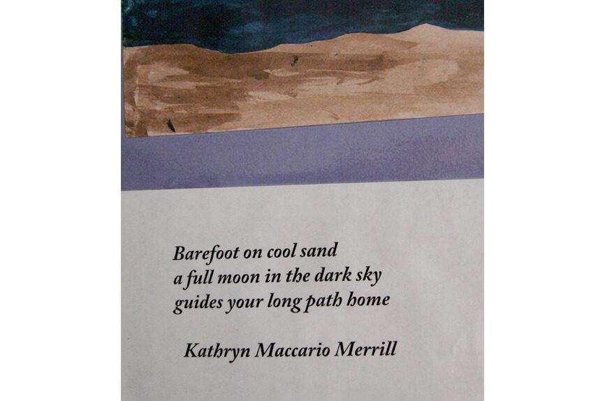 4th Grade poem 2012 Kathryn Maccario Merrill