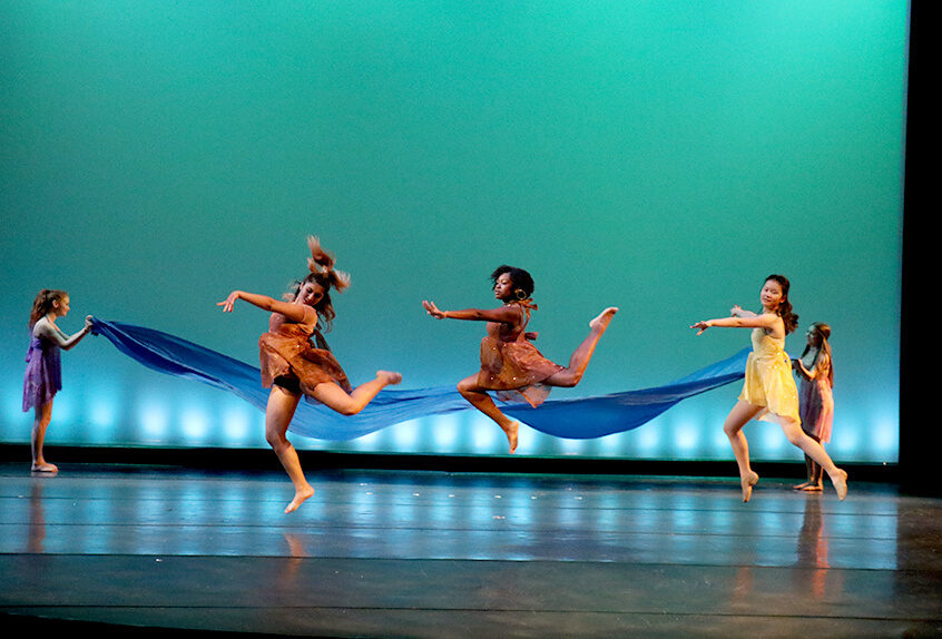 Poly Prep Dance Performance