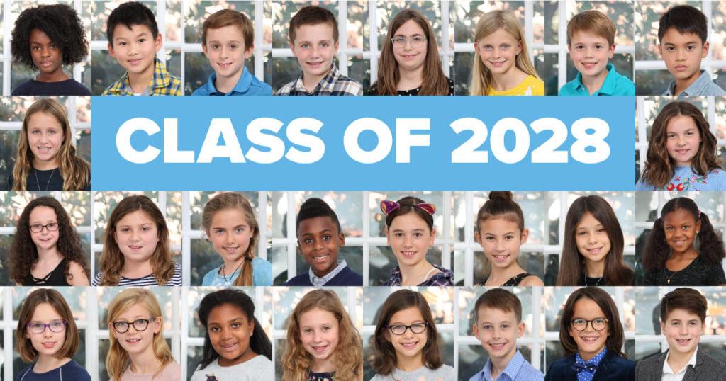 Class of 2028 4th Grade Graduation