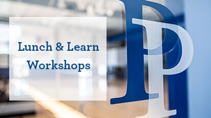 Lunch & Learn Workshops