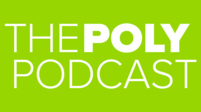 The Poly Podcast logo