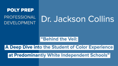 Dr. Jackson Collins Professional Development Speaker