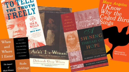 African American History Class Books