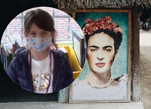 LS Hispanic Heritage Frida Kahlo