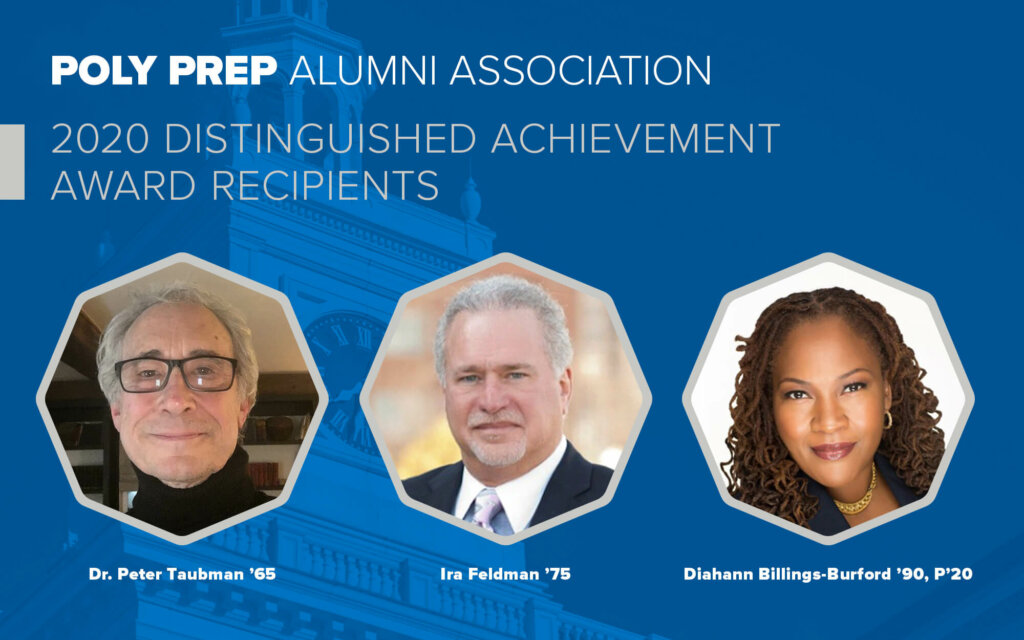 Alumni Distinguished Achievement Award Recipients 2020