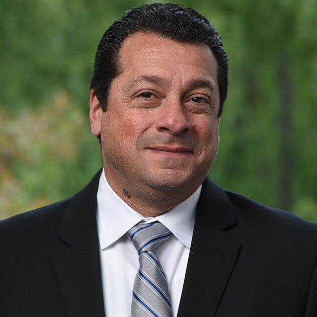 Matt Stelluto, Head of Operations