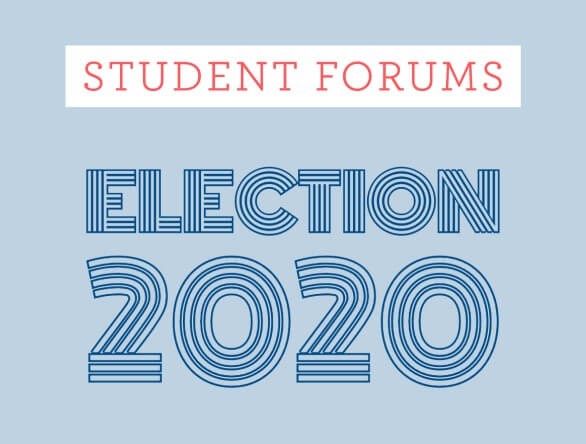Student Forums Election 2020