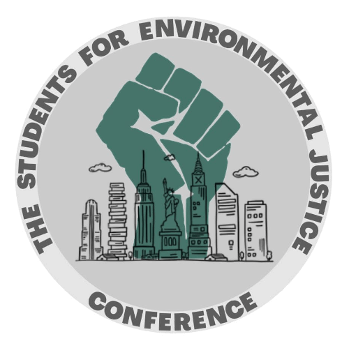 The Students for Environmental Justice Conference logo