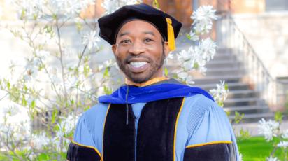 Dr. Omari Keeles