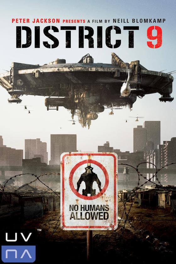 District 9 2009 sci-fi movie