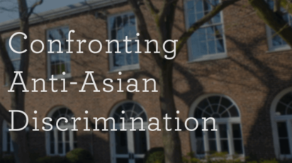 Confronting Anti-Asian Discrimination