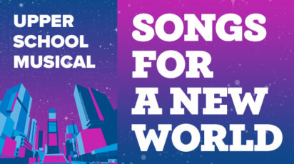 Upper School Musical Songs for a New World