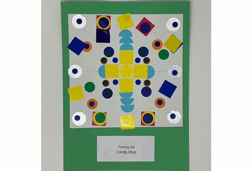Grade 2: Radial Symmetry