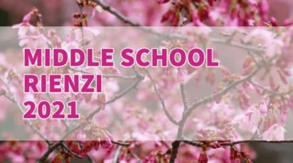 Middle School Rienzi 2021