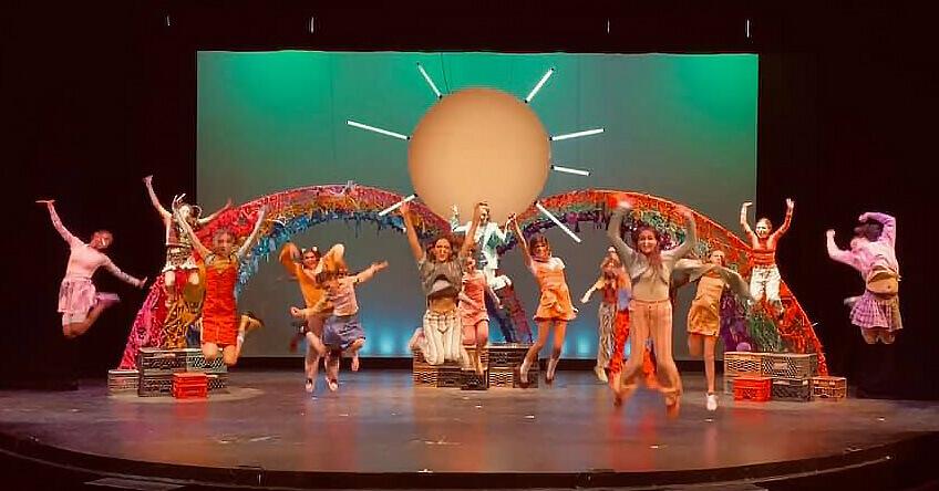 Middle School Musical Godspell Junior