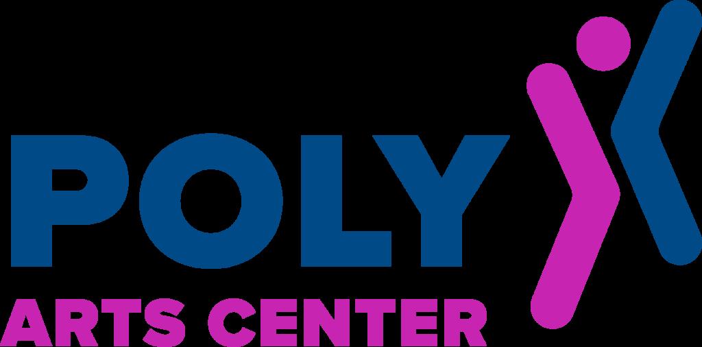 poly arts center logo