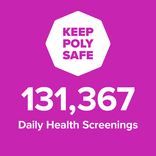 daily health screening stat