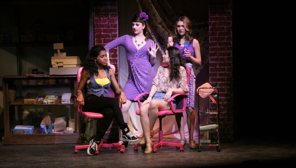 In the Heights 2016 Poly production