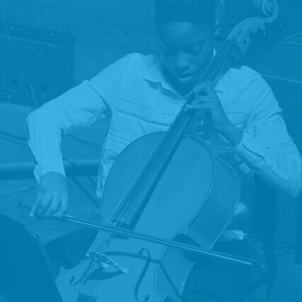 Arts Center Mixed Grid Music