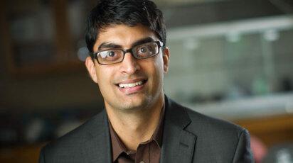 Dr. Ramesh Laungani, Science Chair