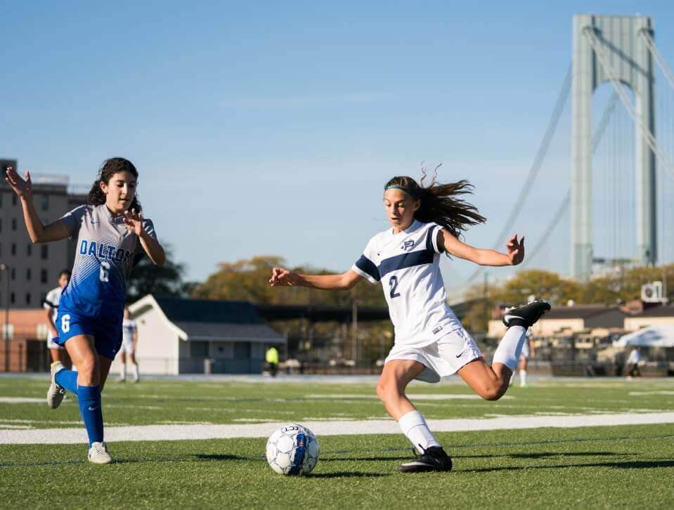 Homecoming Girls' Soccer