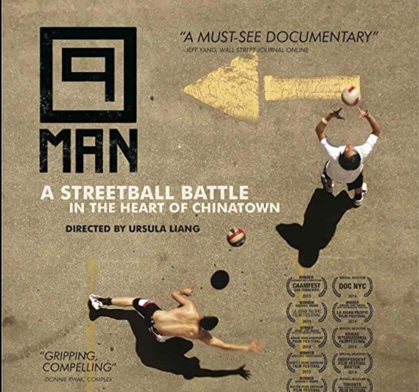 Alumni in film 9-Man poster