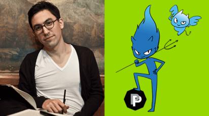 Blue Devil illustrator Ken Niimura
